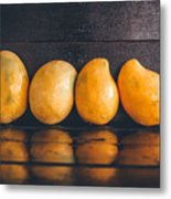 Ripe Mangoes Metal Print