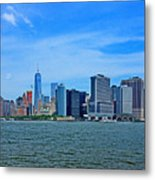 Manhattan 027 Metal Print