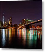 Manhattan 030 Metal Print