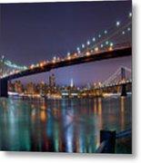 Manhattan 031 Metal Print