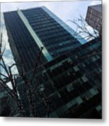 Manhattan Left Metal Print