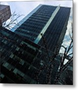Manhattan Right Metal Print
