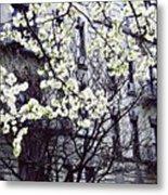 Manhattan Spring Metal Print