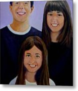 Mann Family Metal Print