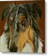 Man's Best Friend Metal Print