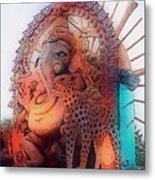Many Blessings  Metal Print