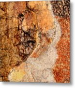 Many Faces Metal Print