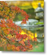Maple Colors Metal Print
