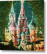 Mar-a-moscow Metal Print