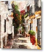 Marbella, Andalusia - 01 Metal Print