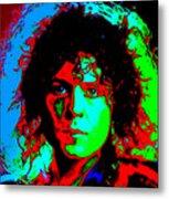 Marc Bolan Metal Print