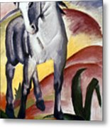 Marc: Grey Horse, 1911 Metal Print