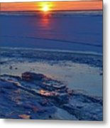March 16-2017 Sunrise Two  Metal Print