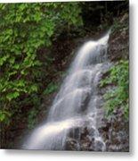 March Cataract Falls Mount Greylock Metal Print