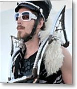 March Fourth Marching Band Metal Print
