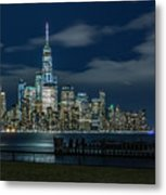 March In New York_2 Metal Print