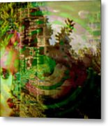 March Of Time Metal Print