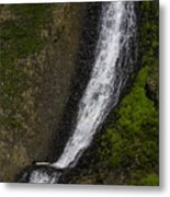 March Waterfall Metal Print