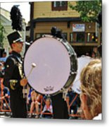 Marching Band Percussion  Metal Print