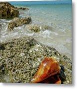 Marco Island South Beach Metal Print