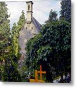 Margarethenkapelle 4 Metal Print