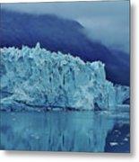 Margerie Glacier Beauty Metal Print