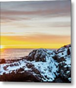 Marginal Way Day Break Metal Print
