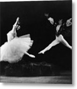 Margot Fonteyn 1919-1991, And Alexis Metal Print