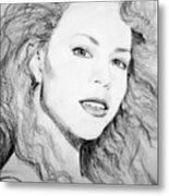 Mariah Metal Print