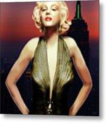 Marilyn Forever Metal Print