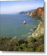 Marin Headlands 1 Metal Print