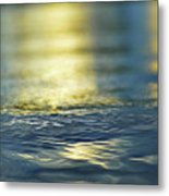 Marine Blues Metal Print