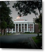 Marion Couthouse Metal Print