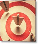 Marketing Your Target Market Metal Print