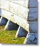 Marsh Berea Church 1 Metal Print