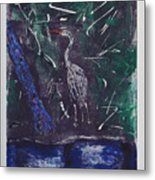 Marsh Magic Metal Print