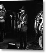 Marshall Tucker Band At Winterland 2 Metal Print