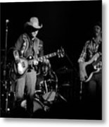 Marshall Tucker Winterland 1975 #10 Metal Print