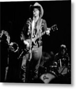 Marshall Tucker Winterland 1975 #2 Metal Print