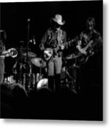 Marshall Tucker Winterland 1975 #21 Metal Print
