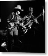 Marshall Tucker Winterland 1975 #4 Metal Print