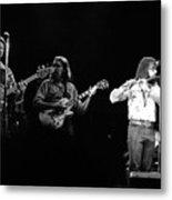 Marshall Tucker Winterland 1975 #7 Metal Print