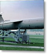 Martin Cgm-13b Mace Uav, Surface-to-surface Tactical Missile Metal Print