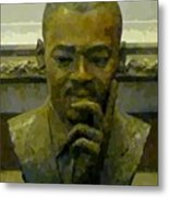 Martin Luther King Metal Print