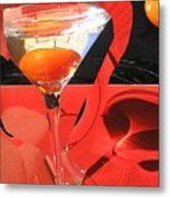 Martini Fantazy4 Metal Print