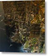 Marwick Head Orkney Scotland Metal Print