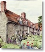 Mary Ardens Home Metal Print