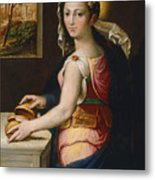 Mary Magdalene Metal Print