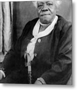 Mary Mcleod Bethune Metal Print by Granger