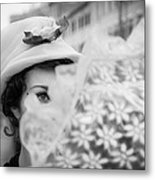 Mary Poppins Metal Print